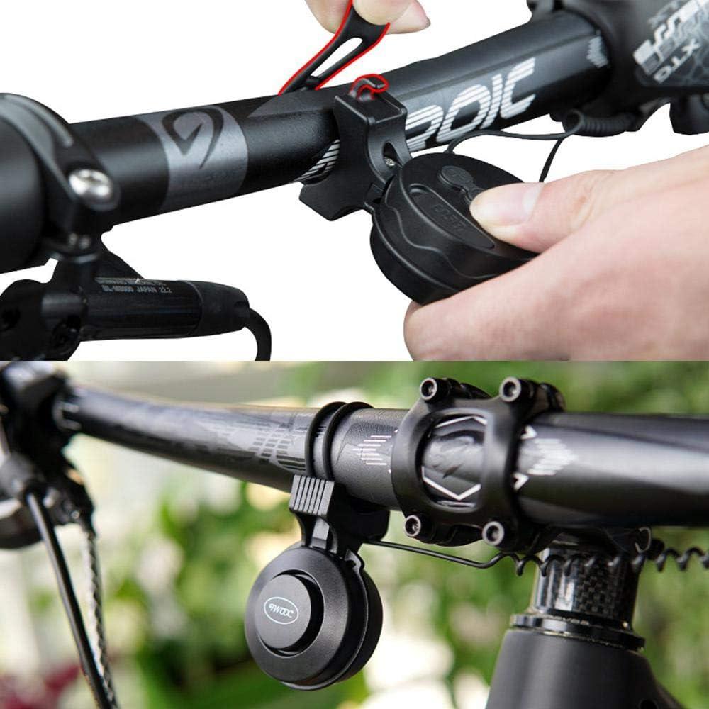 Fahrrad Elektronische Fahrrad Lenker Ultra Laut Klingel Hupe Klingel