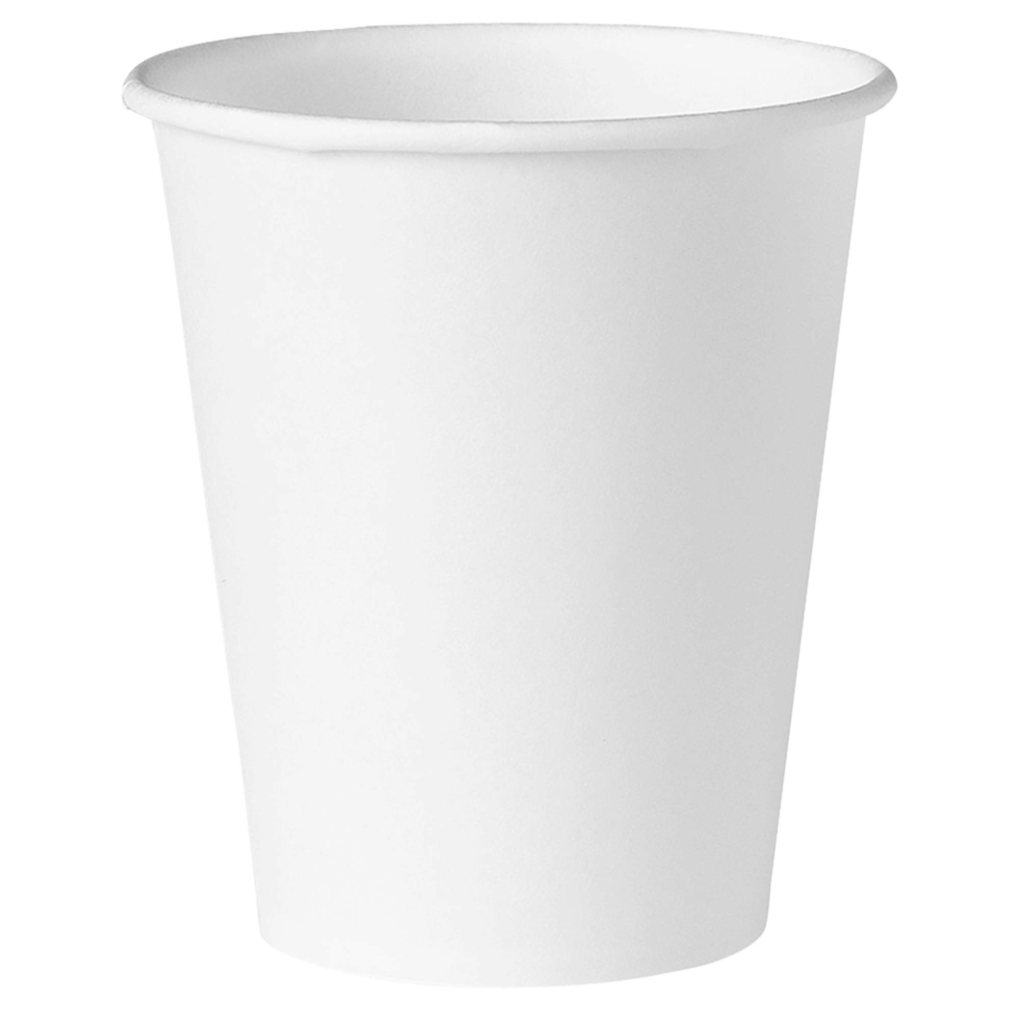Solo 404-2050 4 oz White Treated Paper Cup (Case of 5000)