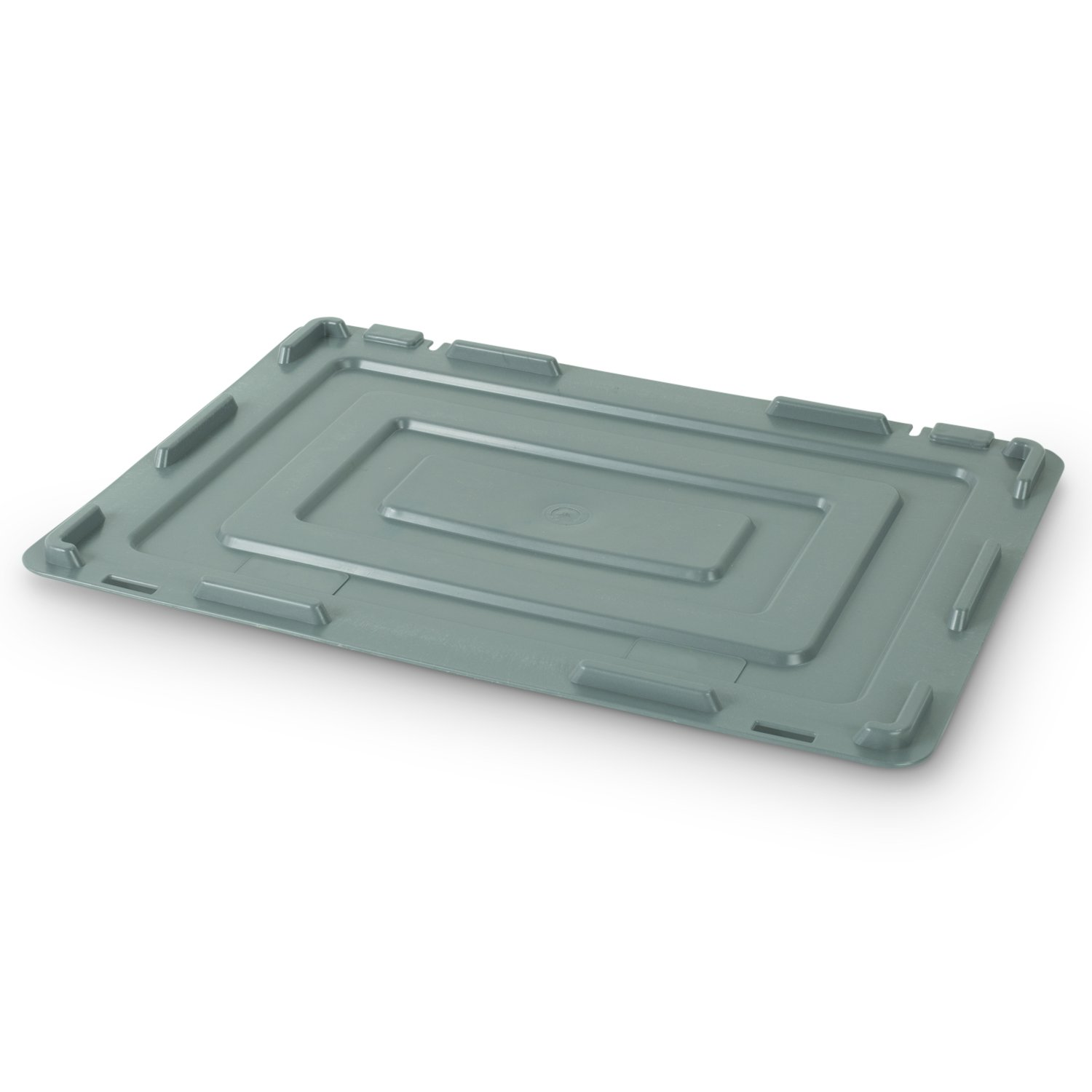 Hans Schourup 22601041 Lid for Storage Euro Container – 400 x 300 mm