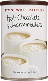 product image for Stonewall Kitchen Hot Chocolate and Marshmallows Mix, 14.2 Ounces