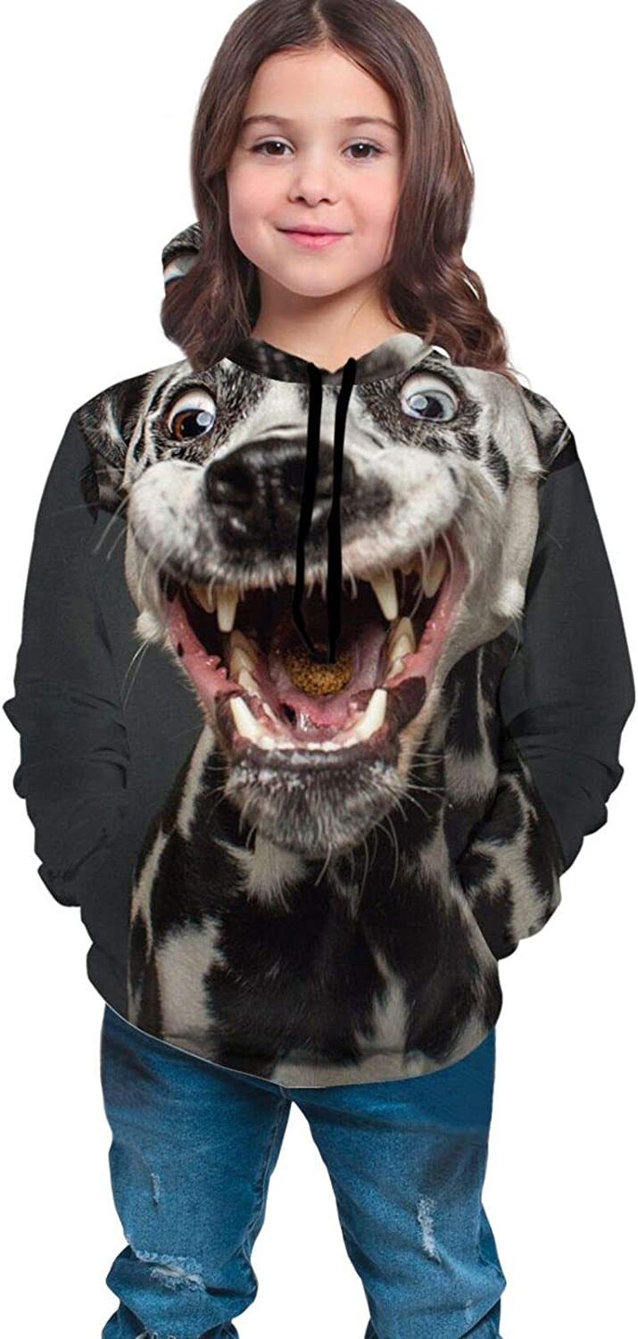 Amazon.com: Oven Mitts Spotted Dogs Strange Expression