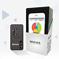LETSTRACK HUMANISING TECHNOLOGY NUEVE Real Time Vehicle Tracker GPS Tracking Device