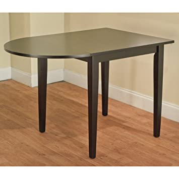 Amazoncom TMS Tiffany Drop Leaf Dining Table Tables