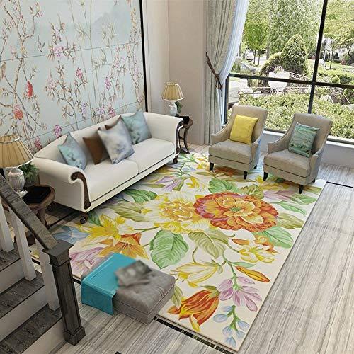 MOM Carpet Living Room,Swing Basket Computer Swivel Chair Sofa Coffee Table Carpet Home Carpet Bedroom Bedside Mat Entrance Hall Porch Floor Mat,140200cm