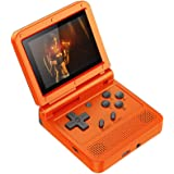 GoolRC Flip Handheld Console 3-inch IPS Screen Open System Game Console with 16G TF Card Built in 2000 Games Portable…
