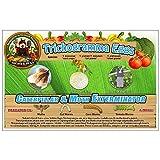 Caterpillar & Moth Exterminator- Trichogramma 30 Squares/ 100,000 Eggs