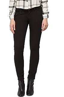 3778361f033 Ex Zara Ladies New Woman Skinny Stretchy Plain Colour Twill Formal Jeans