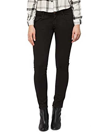 d7ae7258 Ex Zara Ladies New Woman Skinny Stretchy Plain Colour Twill Formal Jeans:  Amazon.co.uk: Clothing