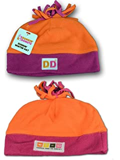 SLADDD1 Donut Warm Winter Hat Knit Beanie Skull Cap Cuff Beanie Hat Winter Hats for Men /& Women