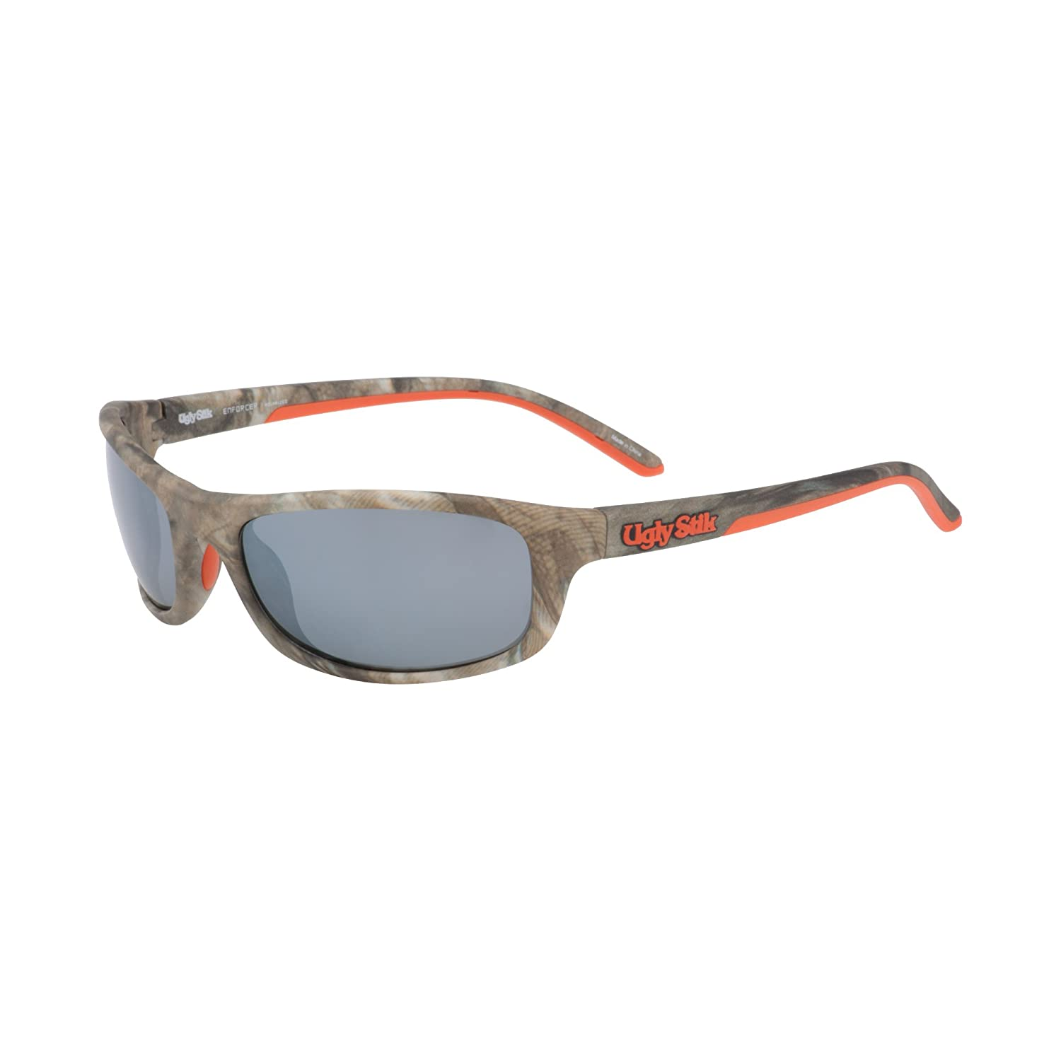 162b27d7fa Amazon.com   Ugly Stik Enforcer Sunglasses   Sports   Outdoors