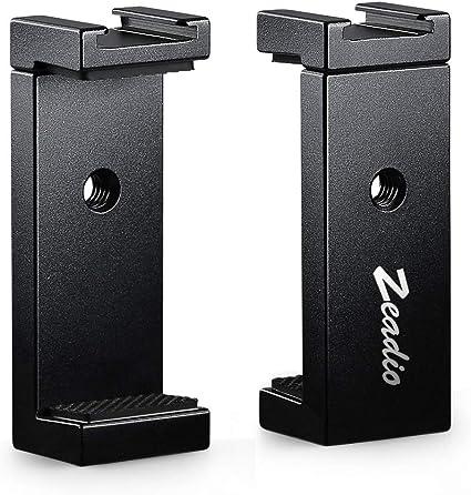 Zeadio Soporte para teléfono Inteligente de Metal con Soporte de ...