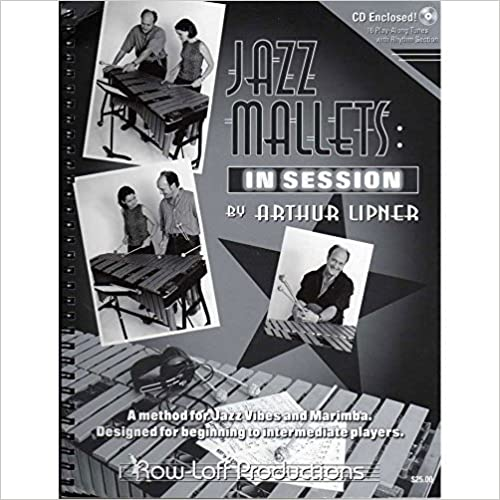 Gratis downloadbare nye bøger Jazz Mallets: In Session by Arthur Lipner (2000-08-02) PDF iBook PDB