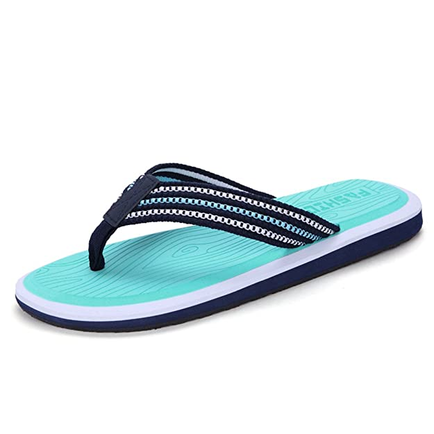 Summer Man Slipper, Sandalen Schuh mit Füßen Anti-Rutsch Strand Schuhe Flip Flops Fuß Hausschuhe Großformat Hotel Gästezimmer Slipper ( Farbe : C , größe : 26cm )