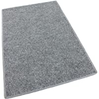 4x6 - GRAY MULTI - Indoor/Outdoor Area Rug Carpet