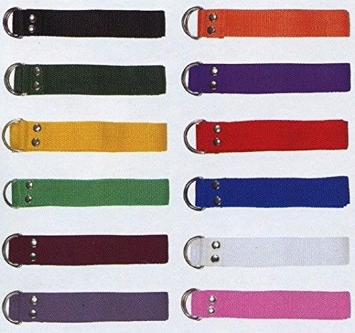 Football Pant Nylon Belts Many Colors One Size Fits All 12 New Martin Dozen