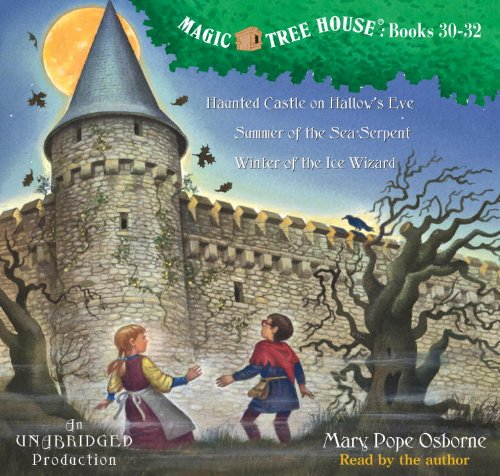 Magic Tree House Collection: Books 30-32 - Book  of the Magic Tree House