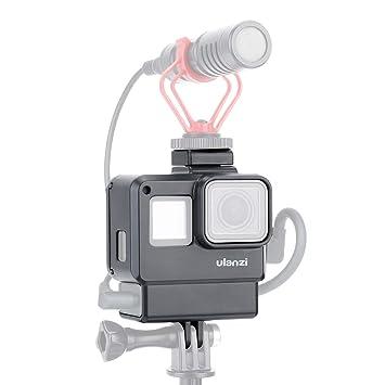 V2 - Carcasa Protectora para GoPro Hero 7 Hero 6 Hero 5 ...