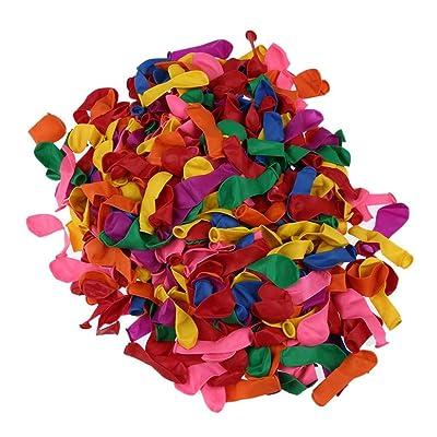 Kekailu Water Bombs Balloons,500Pcs Water Bombs Balloons Outdoor Party Garden Summer Beach DIY Game Fun Toys: Home & Kitchen [5Bkhe0804771]