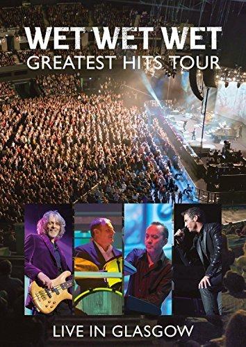 Wet Wet Wet: Greatest Hits - Live In Glasgow [DVD] B01I06LFY0