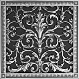 Decorative Vent Cover, Grille, Return Register, Made of Urethane...