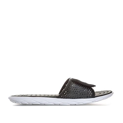 e964537a133b adidas Womens Womens Borama Cloudfoam Slides in Black - UK 7  Amazon.co.uk   Shoes   Bags