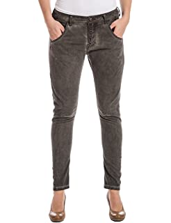 cf70f3b6656d Timezone Damen Slim Hose NeelaTZ fashion pants  Amazon.de  Bekleidung