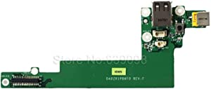 Zahara DC in Power Jack Connector USB Board Replacement for ACER Aspire 12480-2923 2480-2943 3680-2626 3680-2633 DA0ZR1PB6F0 ZR1