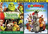 Shrek Forever After / Donkey's Christmas Shrektacular (Two Pack)