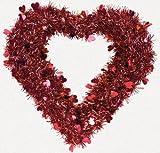 Amscan - Red Heart Wreath