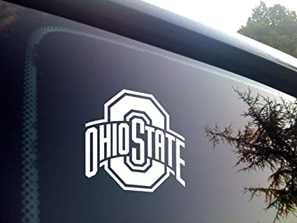 Amazon com: ViaVinyl OSU Ohio State University Vinyl Stick