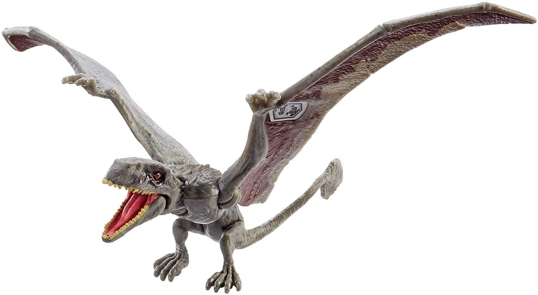 Mattel Jurassic World FPF14 - Dilophosaurus Attack Pack