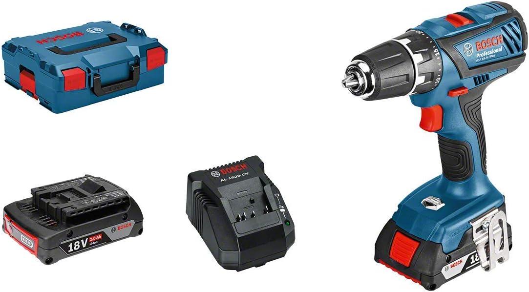 Bosch professional GSR 18-2-LI Plus