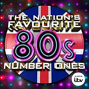 the nation s favourite 80s number ones amazon co uk music