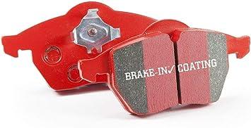 EBC Brakes DP3802C Redstuff Ceramic Low Dust Brake Pad