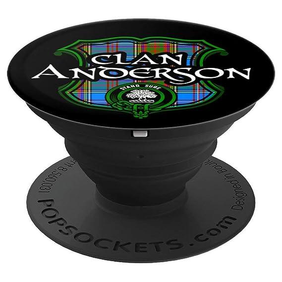 Amazon com: Anderson Surname Scottish Clan Tartan Crest