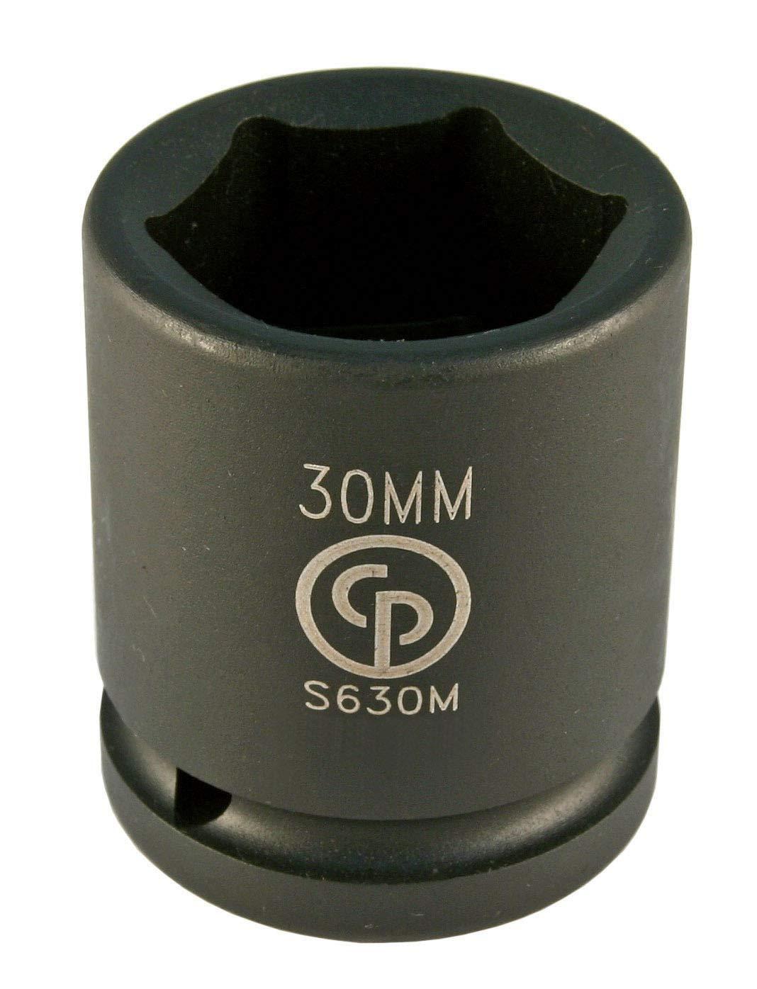 Chicago Pneumatic S630M 3//4 Dr Std Impact Socket 30mm Chicogo Pneumatic