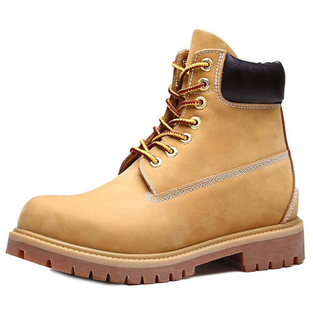 Chila Zuban Mens Outdoor Flat Martin Boots
