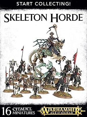 Warhammer Age of Sigmar Start Collecting Skeleton Hordes from Games Workshop
