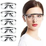 Safety Goggles Fashion Protective Glasses Adjustable Windproof and splashproof Protection Eyewear for Adult Children (5)