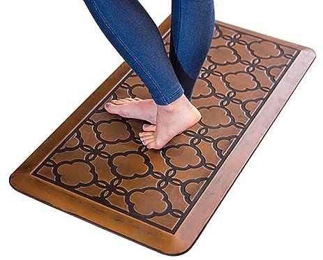 urvigor anti fatigue comfort mats kitchen floor mats standing mat for standup desks kitchens amazon com  urvigor anti fatigue comfort mats kitchen floor mats      rh   amazon com