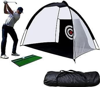Amazon.com : DYHQQ Golf Net Golf Hitting Nets Training ...