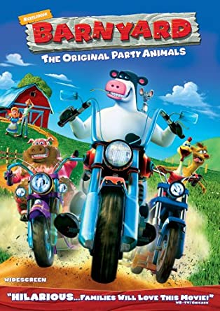 Barnyard The Original Party Animals Widescreen Edition