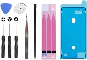 HONGYU Smartphone Spare Parts JF-8162 9 in 1 Battery Repair Tool Set for iPhone 6s Plus Repair Parts