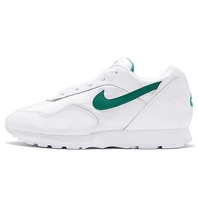detailed pictures ee2fb 348ec Nike Women s WMNS Outburst OG, White Opal Green-White White Size  4.5