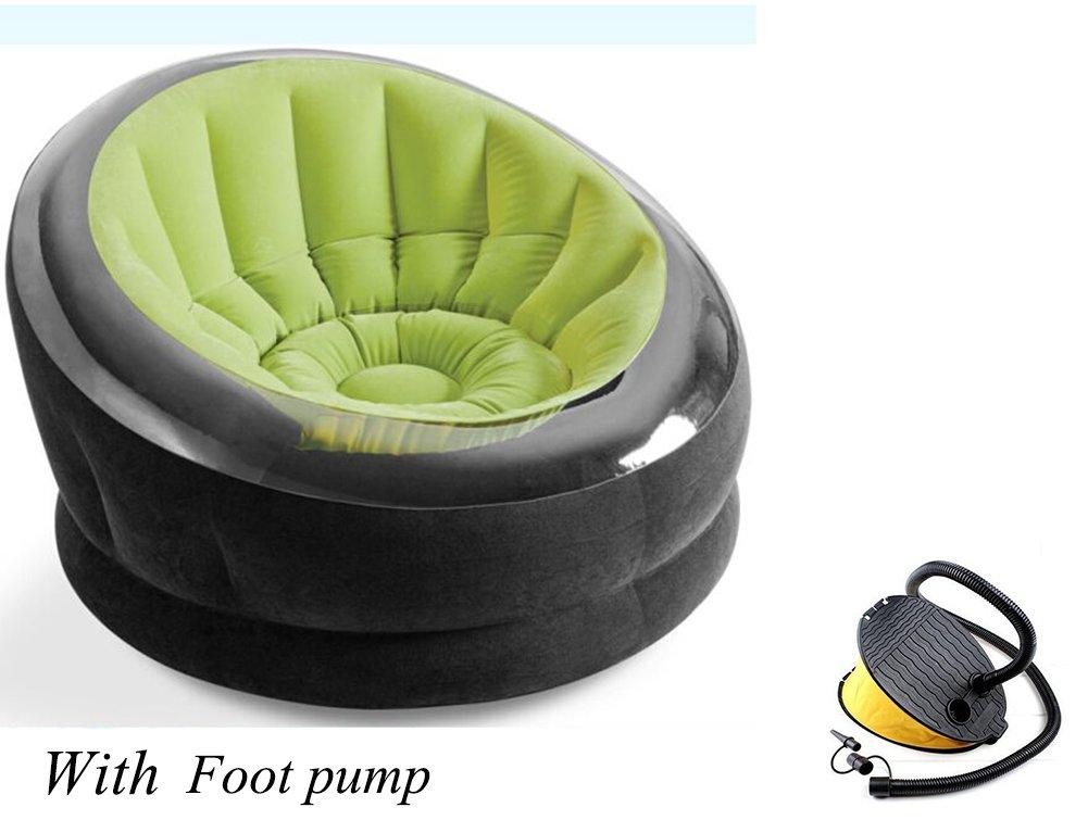 L&ZR SPORT & sofa-empire aufblasbarer Stuhl, 42, B