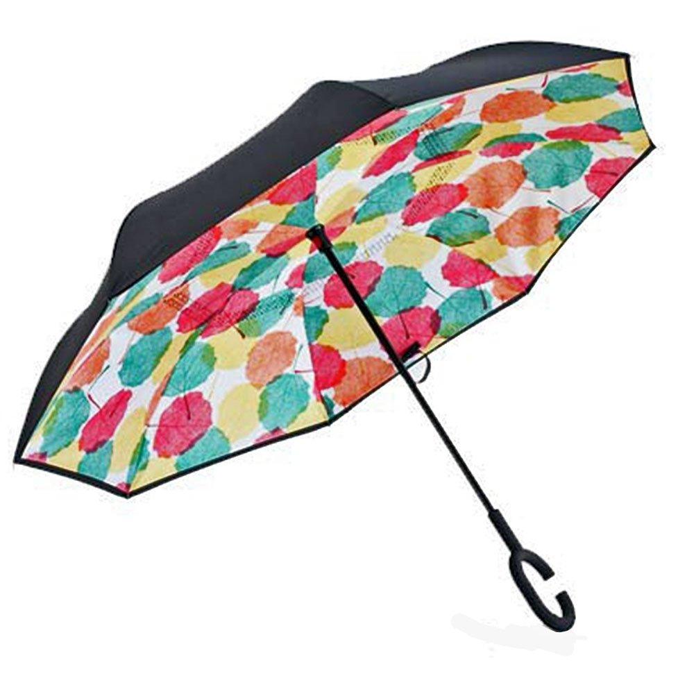 upside down umbrella as seen on tv