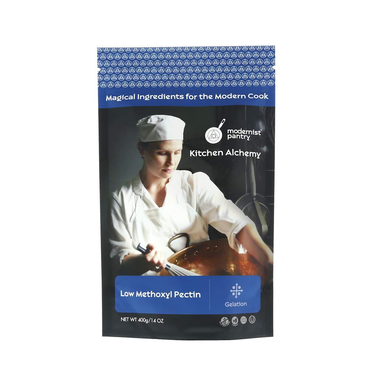 Pectin - Low Methoxyl ⊘ Non-GMO ☮ Vegan ✡ OU Kosher Certified - 400g/14oz
