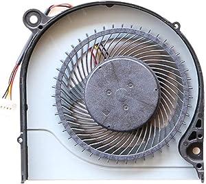 HK-Part Fan for Acer Nitro5 AN515 AN515-51 AN515-52 AN515-41 AN515-42 Series Laptop CPU Cooling Fan DFS541105FC0T