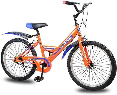 FEE-ZC Kid Safety Creing Bike Bicicleta de 20 Pulgadas con Frenos ...