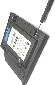 ultracaddy - Adaptador de Disco Duro SSD para Lenovo Thinkpad ...
